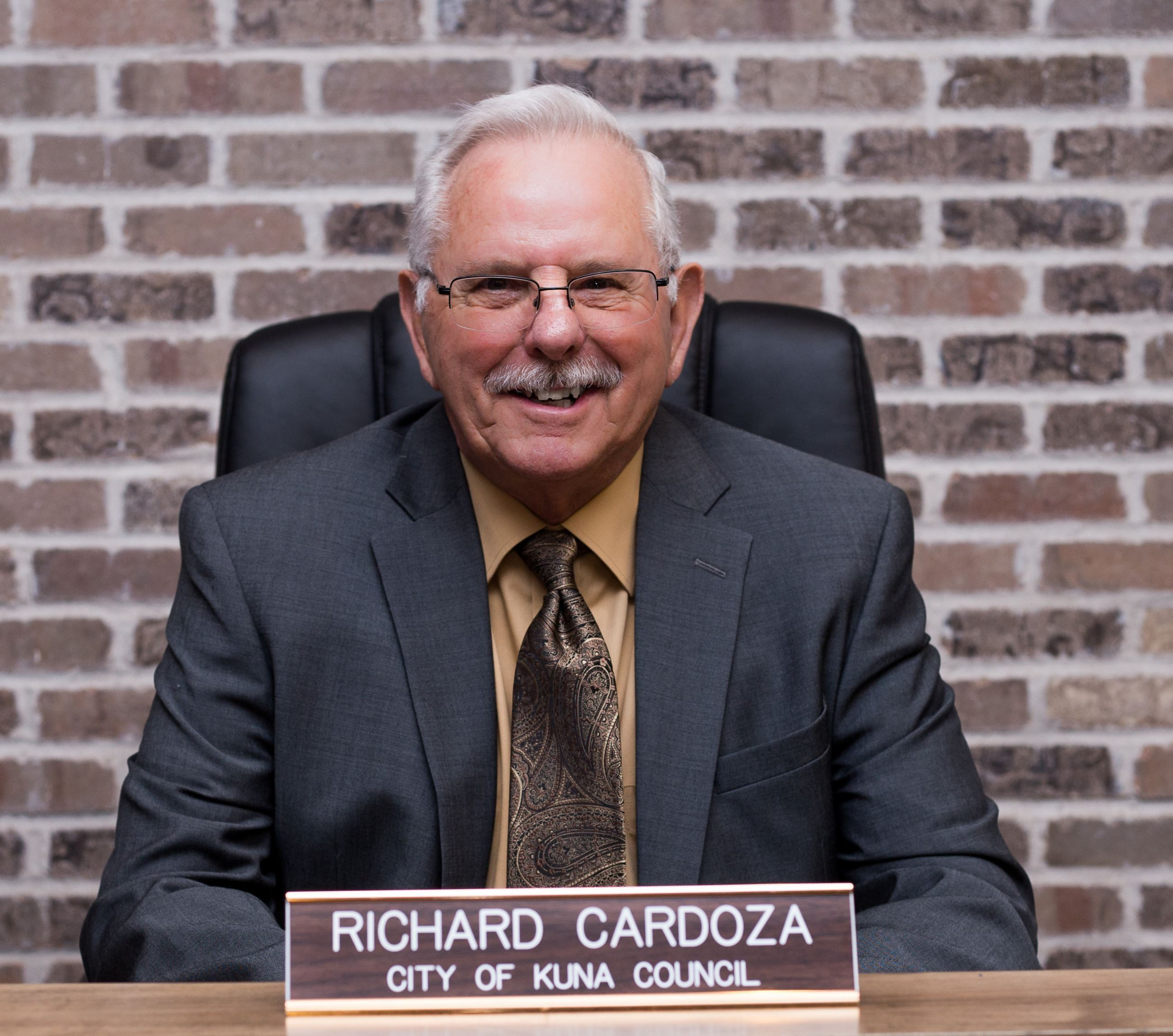 Richard Cardoza Council Member 2018