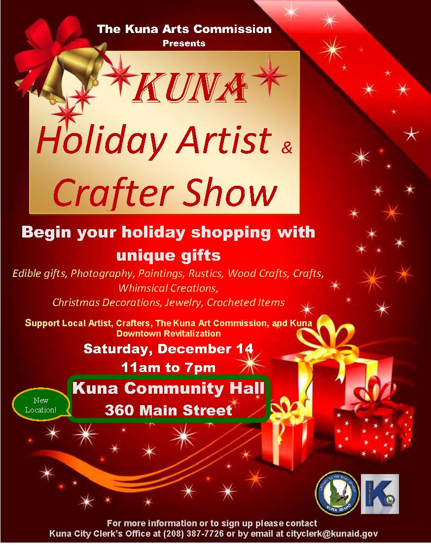 2019 Holiday Artist & Crafter Show (JPEG)