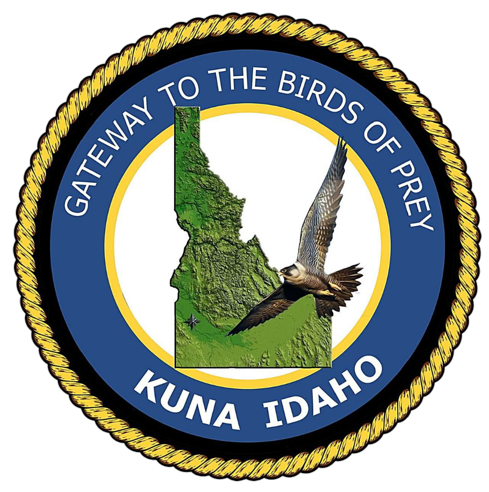 Gateway to the Birds of Prey Kuna Idaho